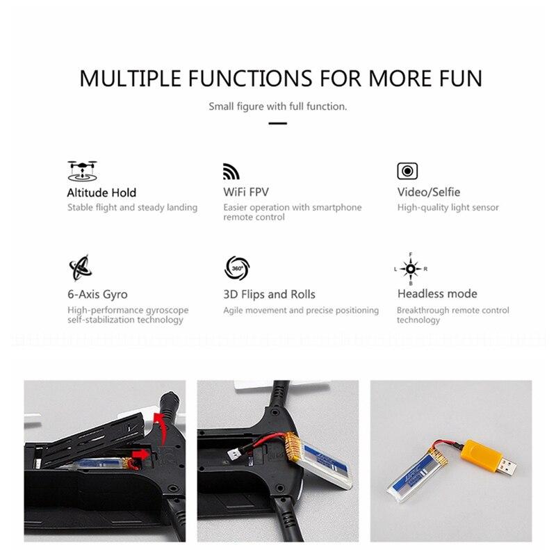 rc Helicópteros câmera fpv wifi rc drones Modo de Controlador : Modo2