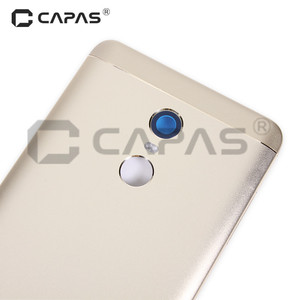 Image 5 - For Xiaomi Redmi Note 4 Global Version Metal Back Battery Housing Cover Redmi Note4 back Cover Snapdragon 625 Replacement Parts