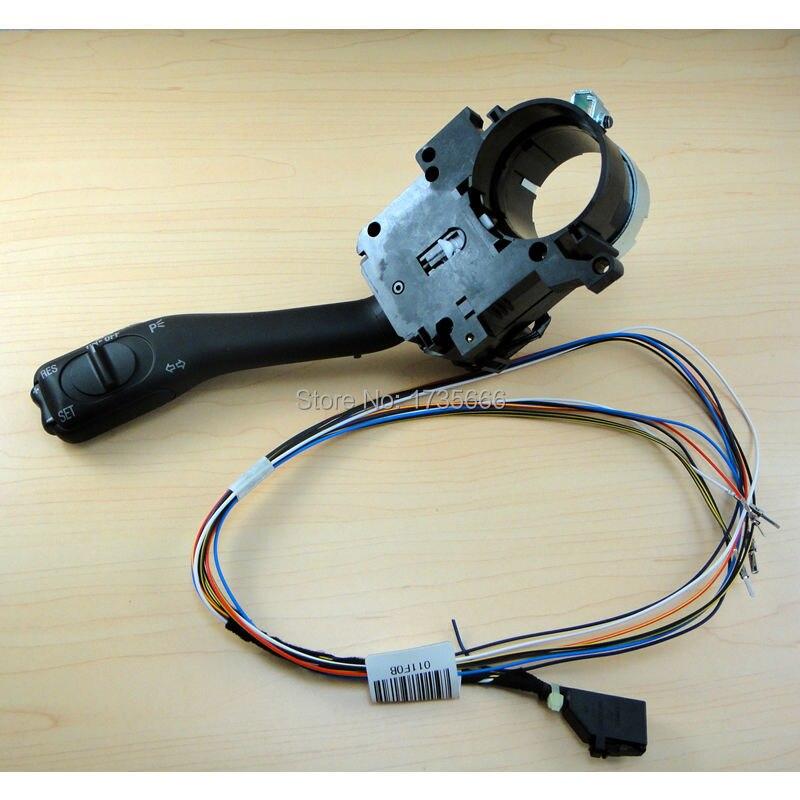 Système de régulateur de vitesse CCS tige poignée bouton de commutation 18G 953 513 A 1J1 970 011 F pour VW Golf 4 Jetta MK4 IV Bora