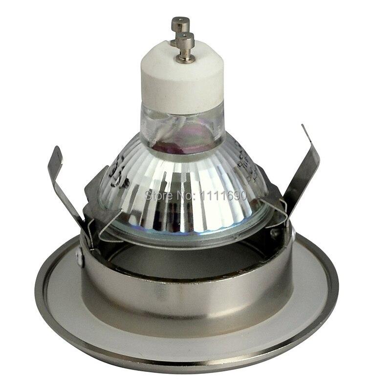 Bathroom Lights Gu10 aliexpress : buy downlight bathroom gu10/mr16 fitting ceiling