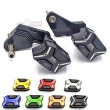 Мотоцикл с ЧПУ рамки Ползунки Крушение протектор Мотоцикл Защита от падения для Suzuki GSXR1000 K9 L0 L1 L2 L3 GSX-R 1000 2009