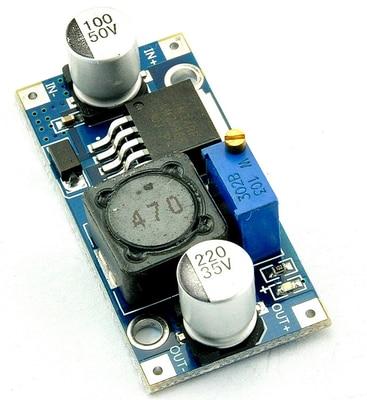 LM2596S DC-DC step-down power module, 3A adjustable buck module, voltage regulator super LM2576
