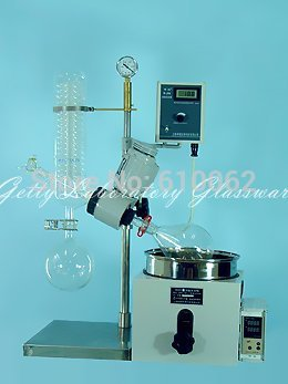 5L Rotary Evaporator/ Rotovap for efficient and gentle removal of solvents from samples by evaporation