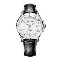 Reef Tiger Classic RGA819 мужские деловые автоматические механические наручные часы с автоматической датой