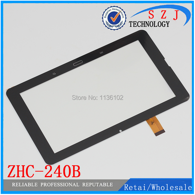 (Ref: ZHC-240B ) Original 9 inch tablet PC touch screen Touch Panel Digitizer Free shipping