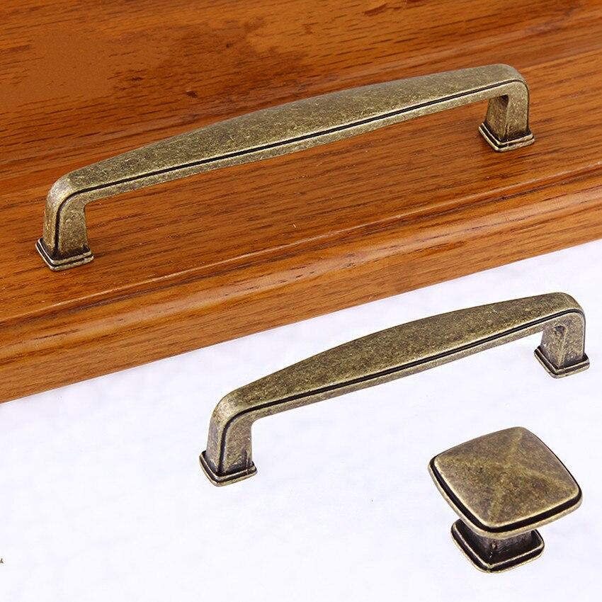 Poignees De Porte En Bronze Garde Robe En Laiton Antique Poignees