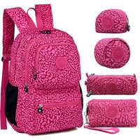 eb86278ba3c7 ACEPERCH Для женщин оригинальные рюкзаки Mochila Mujer Женская сумка мешок  школы для девочек-подростков нейлоновый