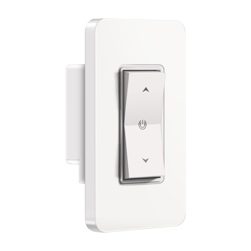 wireless smart light dimmer in wall 2 4ghz wifi light. Black Bedroom Furniture Sets. Home Design Ideas