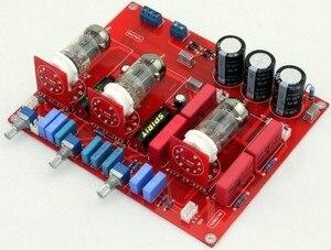 Image 2 - KYYSLB amplifikatörler 2018 6N1 tüp ton kurulu güç amplifikatörü kurulu