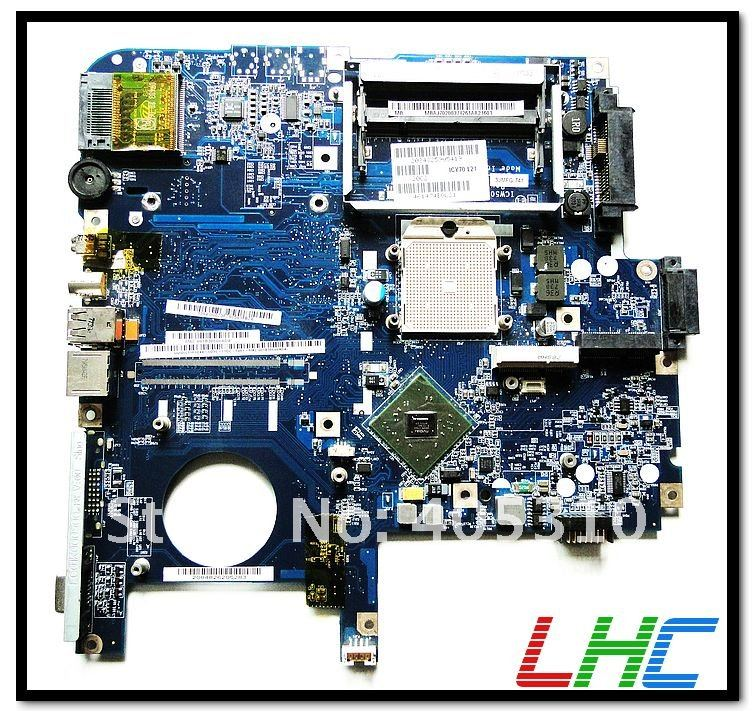 Laptop Motherboard For Acer Aspire 5520 5520g Mbaj702001  Mb Aj702 001  Icw50 La 3581p