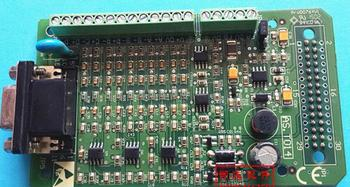 Elevator inverter PG card crossover card AS.T007/AS.T014 one machine elevator PG card original factory
