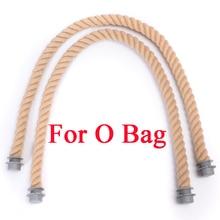 65cm Original Italy Mini Obag Rope Handle Strap O Bag Price Obag Handles Bag Accessories For