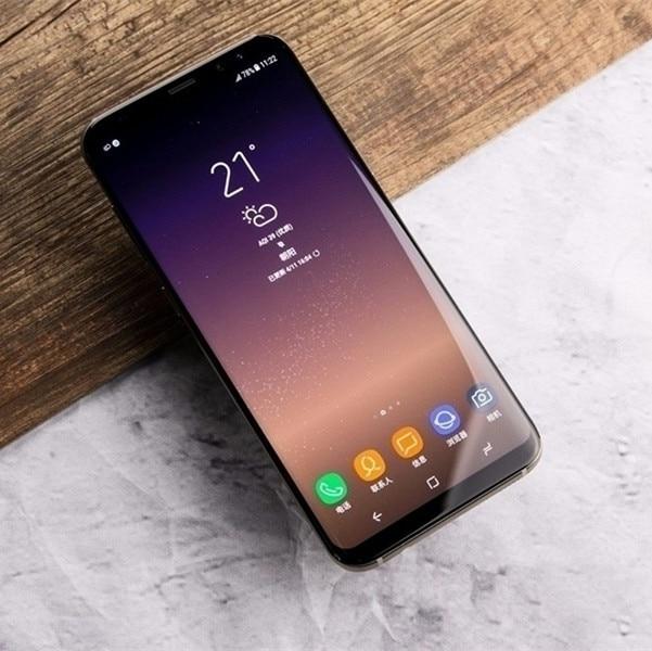 "Original Samsung Galaxy S8 Plus 4G LTE Octa core Mobile phone 4G RAM 64G ROM 6.2"" 12.0MP Fingerprint 3500mAh Smartphone"