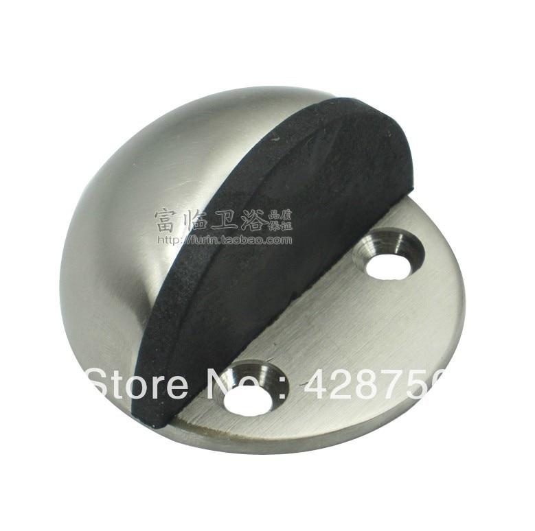 Stainless Steel Door Stop Glass Door Closer Free Shipping 2