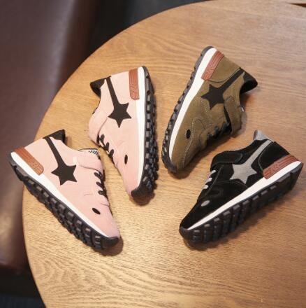 2018 spring child sport shoes female male child running shoes boy girls slip-resistant casual sneakers baby brand boots 2016 spring child sport shoes leather boys shoes girls wear resistant casual shoes