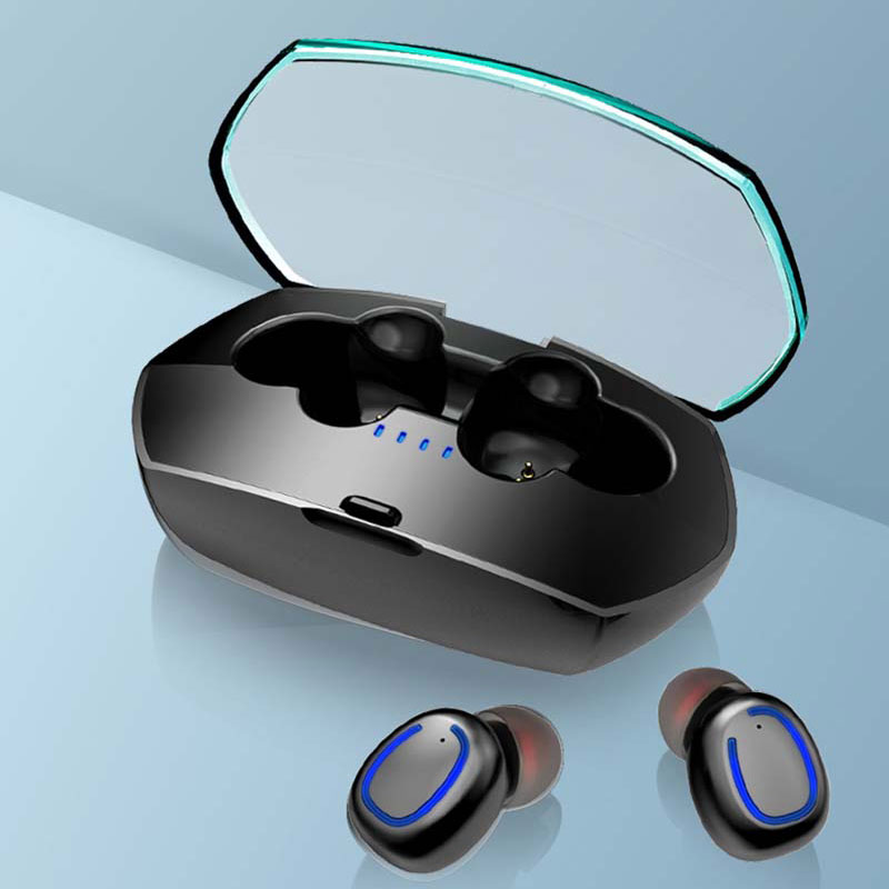 XI11 TWS Wireless Bluetooth Earphones Headphones Headsets Sports Phone Gaming Hifi Earbuds Mic