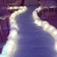 Tulle Organza Wedding T Stage Decoration Creative Wedding Stage Decoration Decoration Party Event