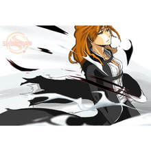 Bleach Kurosaki Poster Home Decor modern Wall Sticker For Bedroom Wall Poster
