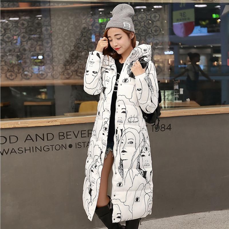 Uwback 2018 Нови зимни якета за жени с - Дамски дрехи - Снимка 3
