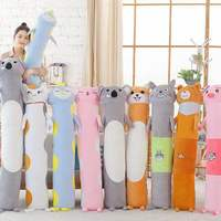 145cm Plush Natsume's Book of Friend Cat Bear Pig Penguin Toy Doll Boyfriend Giant Long Pillow Big Cushion Stuffed Bolster Gift