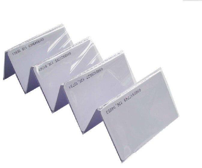 100 шт. с RFID карты 125