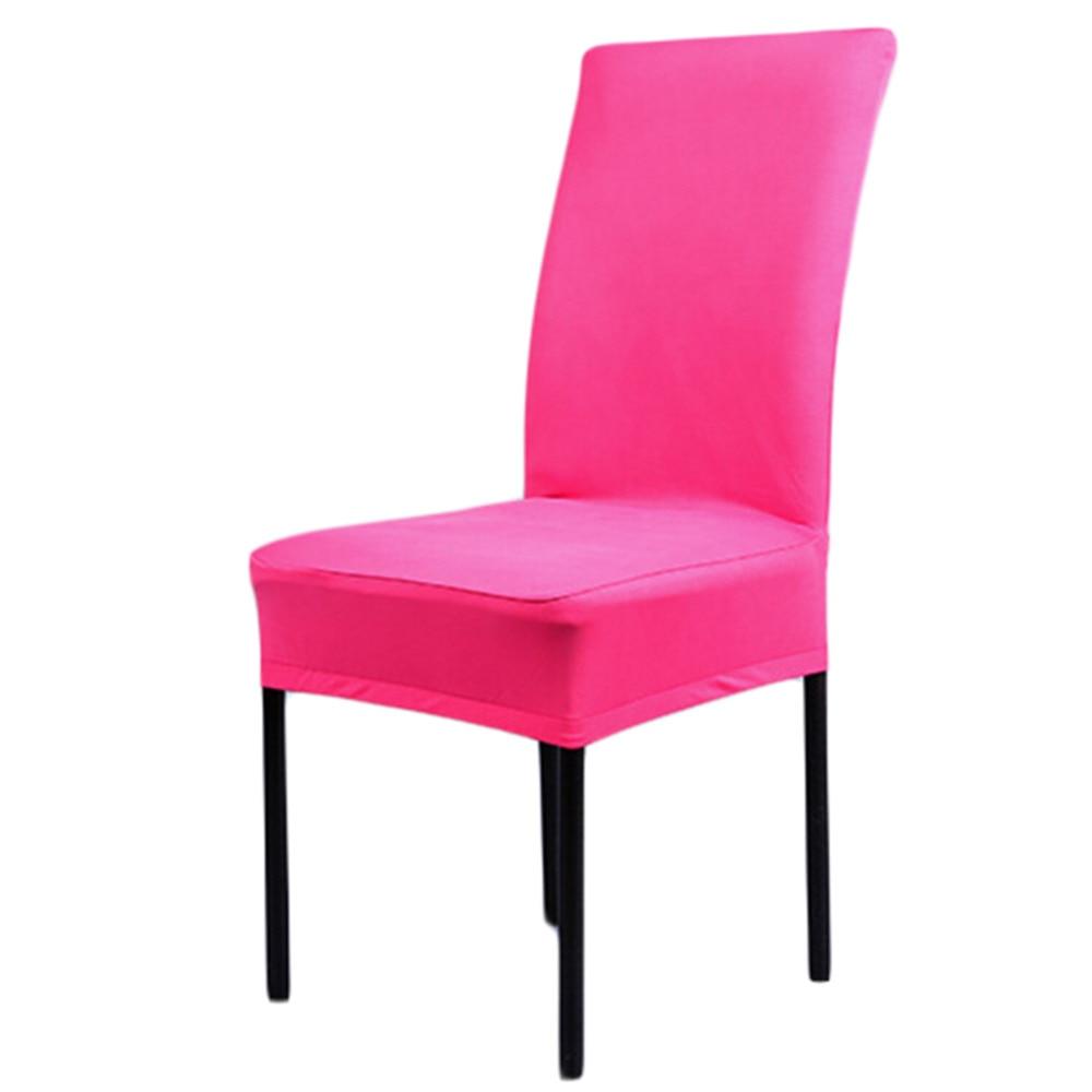 11 ngjyra Mbulesa karrige Mbulon material elastik Material me cilësi - Tekstil për shtëpi - Foto 5