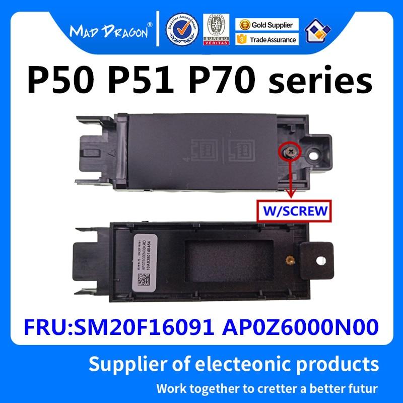 Novo original ap0z6000n00 sm20f16091 para lenovo thinkpad p50 p51 p70 portátil ngff pcie nvme m.2 2280 ssd bandeja suporte