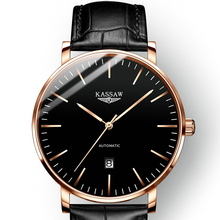 купить New KASSAW Mechanical Watch Men Brand Luxury Men's Automatic Watches Sapphire Wrist Watch Male Waterproof Relogio Masculino по цене 12959.14 рублей