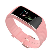 Activity Tracker Support Multi-language Colorful Screen with Health Monitor(China)