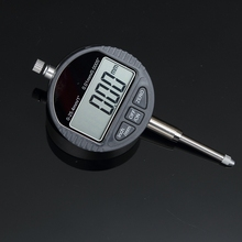 """25.4mm/1"""" Digital Dial Indicator 0.01mm Electronic dial indicator Gauge Meter Metric/Inch With RS232 Data Out Retail Box"""