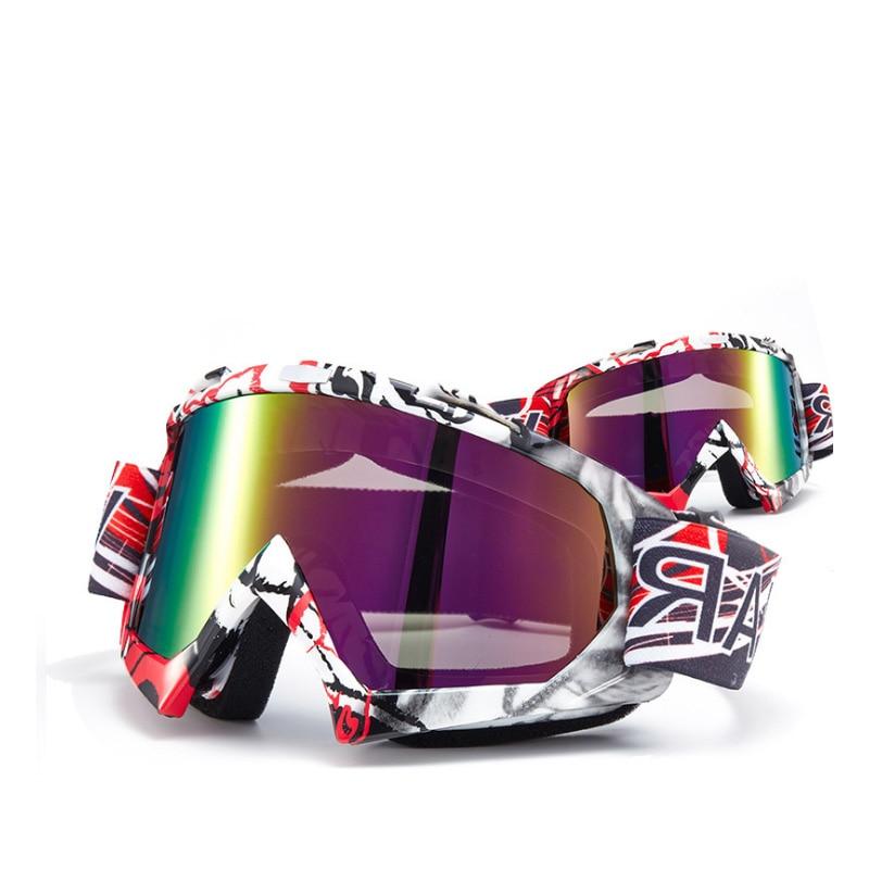 WLT Motocross akiniai akiniai Dviračiai MX off road Šalmai Ski Sport Gafas Motociklai