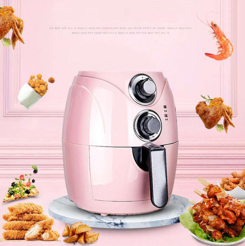 Automatic Intelligent Premium Lifetime Quality 2.5L Air Fryer Machine