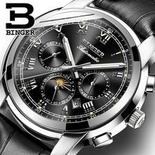 Reloj mecánico automático de Suiza para hombre, marca de lujo, relojes para hombre, reloj de zafiro, reloj impermeable, masculino, B1178 12