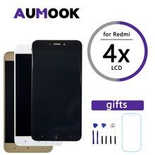 5.0 pollici di Qualità Premium per XIAOMI Redmi 4X Display Touch Screen Digitizer Assembly LCD + Frame di Ricambio per Redmi 4X schermo