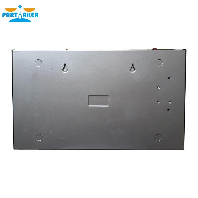 Partaker R9 B75 I5 3470 6 LAN Ports Firewall 1U Type Soft Router with 2G RAM 8G SSD