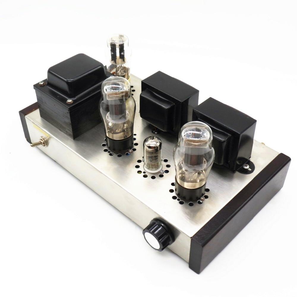 TIANCOOLKEI 6P3P Listen human voice music most suitable vacuum tube amplifier Bookshelf speaker amplifier худи print bar listen music
