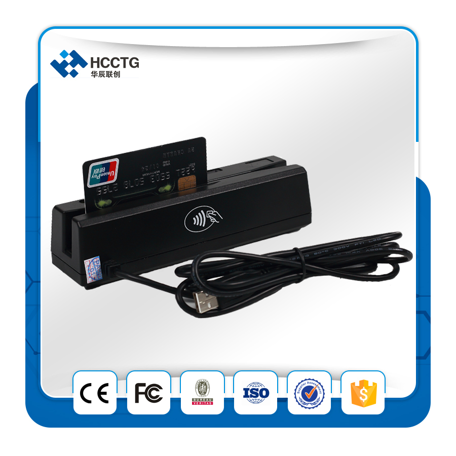 Hot Sales HCC110 Magnetic Stripe Card Read Magnetic Cards