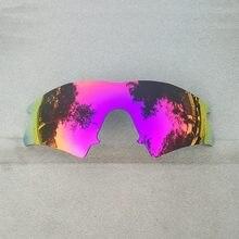 bfb6b14c4e464 Midnight Sun espejo Anti-reflective lentes de reemplazo para marco barrido  marco UVA UVB Anti-reflectante