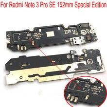 10 יח\חבילה עבור Xiaomi Redmi הערה 3 פרו SE 152mm מיוחד מהדורת USB טעינת יציאת מיקרו Dock מטען Plug מחבר לוח להגמיש