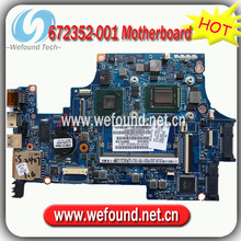 672352-001,Laptop Motherboard for HP Pavilion Folio 13T Series Mainboard,System Board