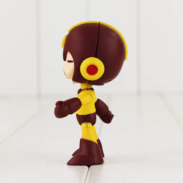 1Pcs 9cm Rockman Action Figure Nendoroid Megaman X Zero Figures Mega Man  Model Toys Anime Rock man Doll