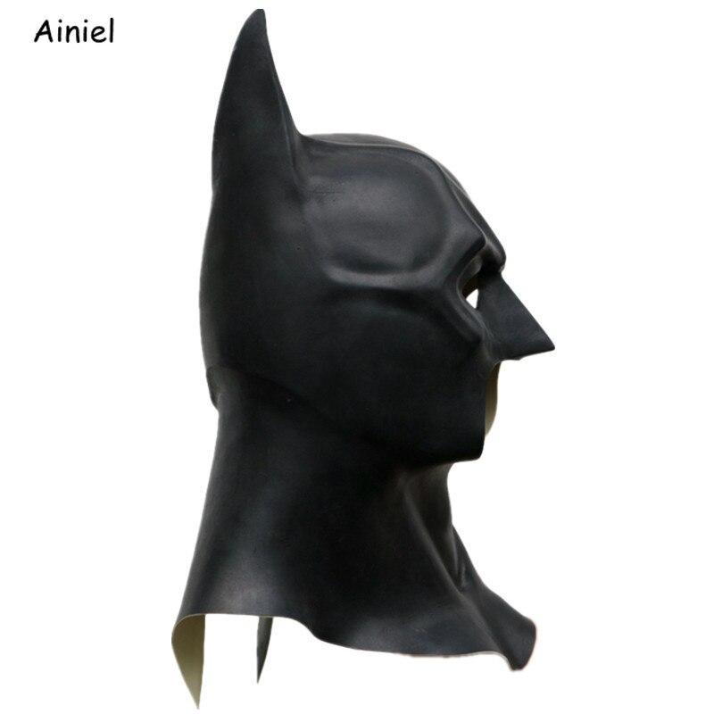 Image 5 - Batman Cosplay Costume Mask suit The Dark Knight Bruce Wayne Superhero Halloween Costume Zentai Bodysuit Jumpsuit Kids Men AdultMovie & TV costumes   -