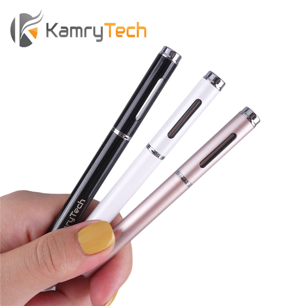 Kamry Micro 1,0 Plus cigarrillo electrónico Super Mini Vape Pluma sin fugas Cig Real tamaño pluma narguile electrónica