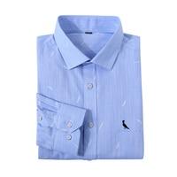 Dudalina Camisa 2017 New Brand Reserva Bamboo Cotton Men Shirts Fashion Long Sleeve Casual Shirt Tops