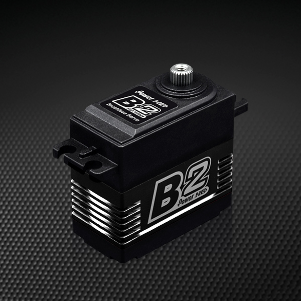 Orginal Power HD 35kg 7.4V Brushless Digital Servo B2 with Metal Gears and Double Bearings