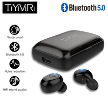 TWS Wireless Mini Bluetooth Earphone For Xiaomi Huawei Mobile Stereo Earbud Sport Ear Phone With Mic Portable Charging Box azexi new style true wireless bluetooth earphone mini twins in ear stereo tws with charging box for samsung apple huawei xiaomi
