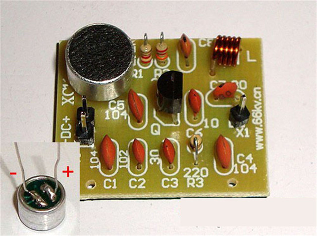 A simple wireless microphone circuit parts FM FM wireless microphone DIY electronic board making kit_640x640 saramonic wireless wiring diagram saramonic wiring diagrams  at bayanpartner.co