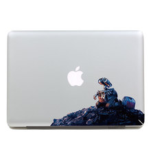 Removable DIY Lovely fashion cartoon lonely WALL-E tablet sticker and laptop computer sticker for laptop,205*270mm