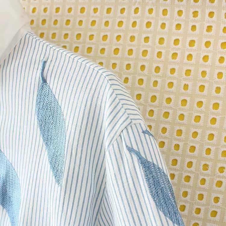 S69秋カジュアルシャツ3xプラスサイズ女性の服中国風ロングスリーブコットンリネントップスファッション刺繍ブラウス012