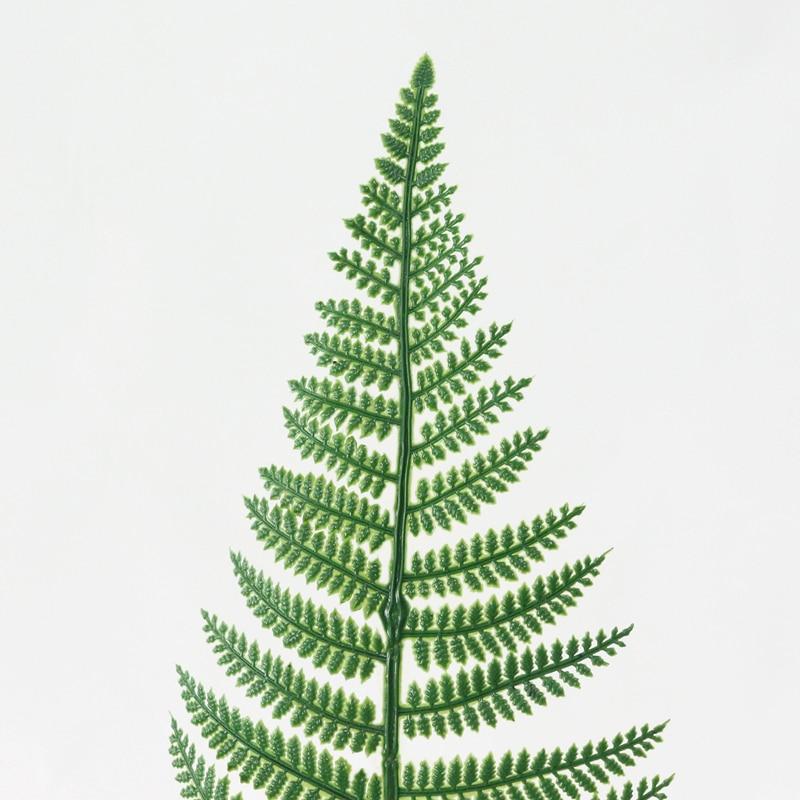 JAROWN Artificial Plants Fern Leaf Nordic Minimalist Style Decor Flower For Wedding Home Flower Arrangement DIY Accessories (7)